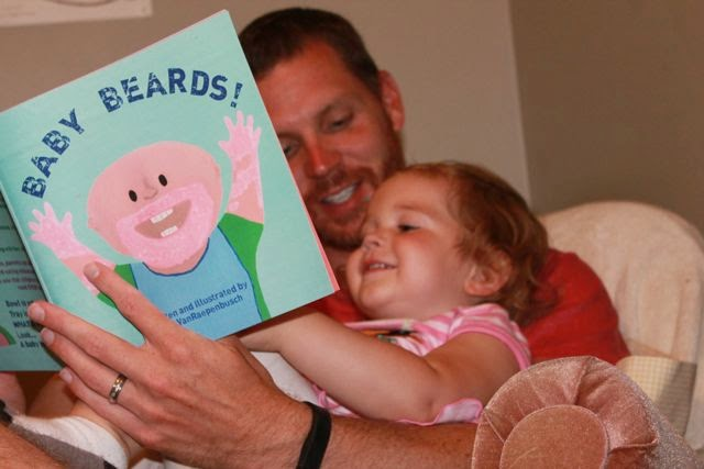 Read BABY BEARDS! - A book that will make your children smile!