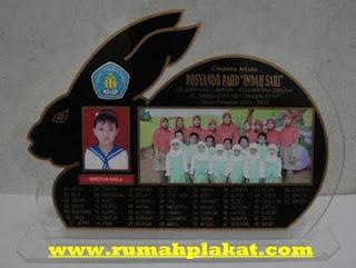 Plakat Akrilik, Pesan Plakat Akrilik, Jual Plakat Akrilik, 0812.3365.6355, www.rumahplakat.com
