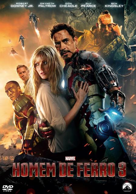 Filme Homem de Ferro 3 Legendado AVI BRRip