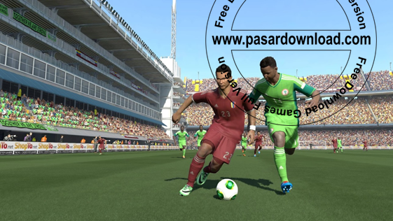 Download Gratis Update Terbaru PES 2014 PESEdit 2014 Patch 3.0