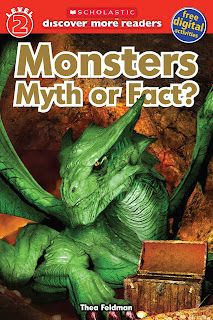 Scholastic Discover More: Monsters: Myth or Fact