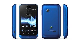 Spesifikasi + Harga Sony Tipo Dual SIM