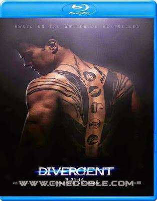 divergente 2014 720p latino Divergente (2014) 720p Latino