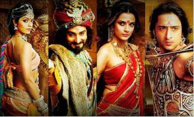 Mahabharata Terbaru AnTV