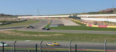 carrera sidecars alcañiz 2013