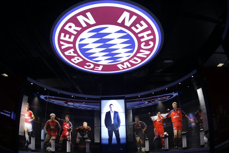 Snapshot: Every Single Bayern Munich Shirt Goes On Display At New Museum (With Photos) Who Ate all the Pies