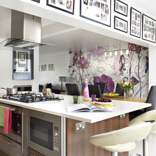 Www For Ideas On Kitchen Area Wall Paper on