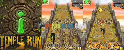 TEMPLE RUN 2 HD symbian^3 Anna Belle Refresh FP1 FP2
