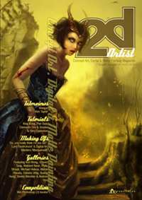 2DArtist Magazine Issue 006 June 2006