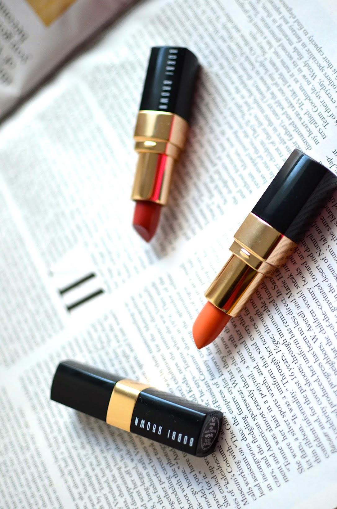 Bobbi Brown lipstick shades for Fall, Bobbi Brown lipstick, Neiman Marcus beauty, Neiman Beauty counter essentials, ShopStyle Collective, new fall lipstick shades