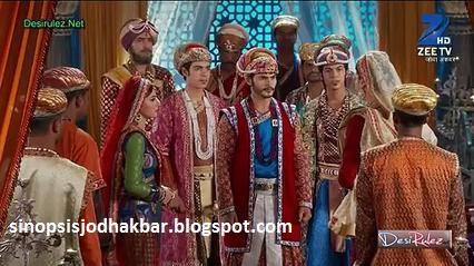 Sinopsis Jodha Akbar Episode 446