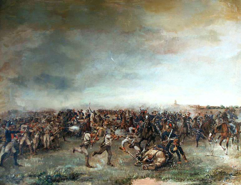 Battle Boyaca Battle of Boyaca by Martín