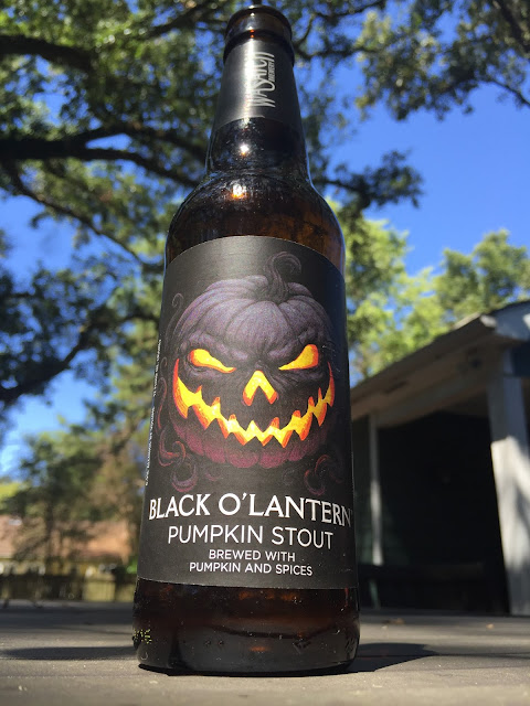Black O' Lantern, Wasatch Brewery