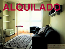 Apartamento amueblado en alquiler en Vioño, edificio de Mercadona, planta 8º, soleado, garaje. 500€