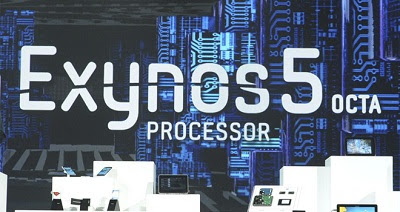 kelebihan chipset Exynos 5 Octa, prosesor 8 core terbaru
