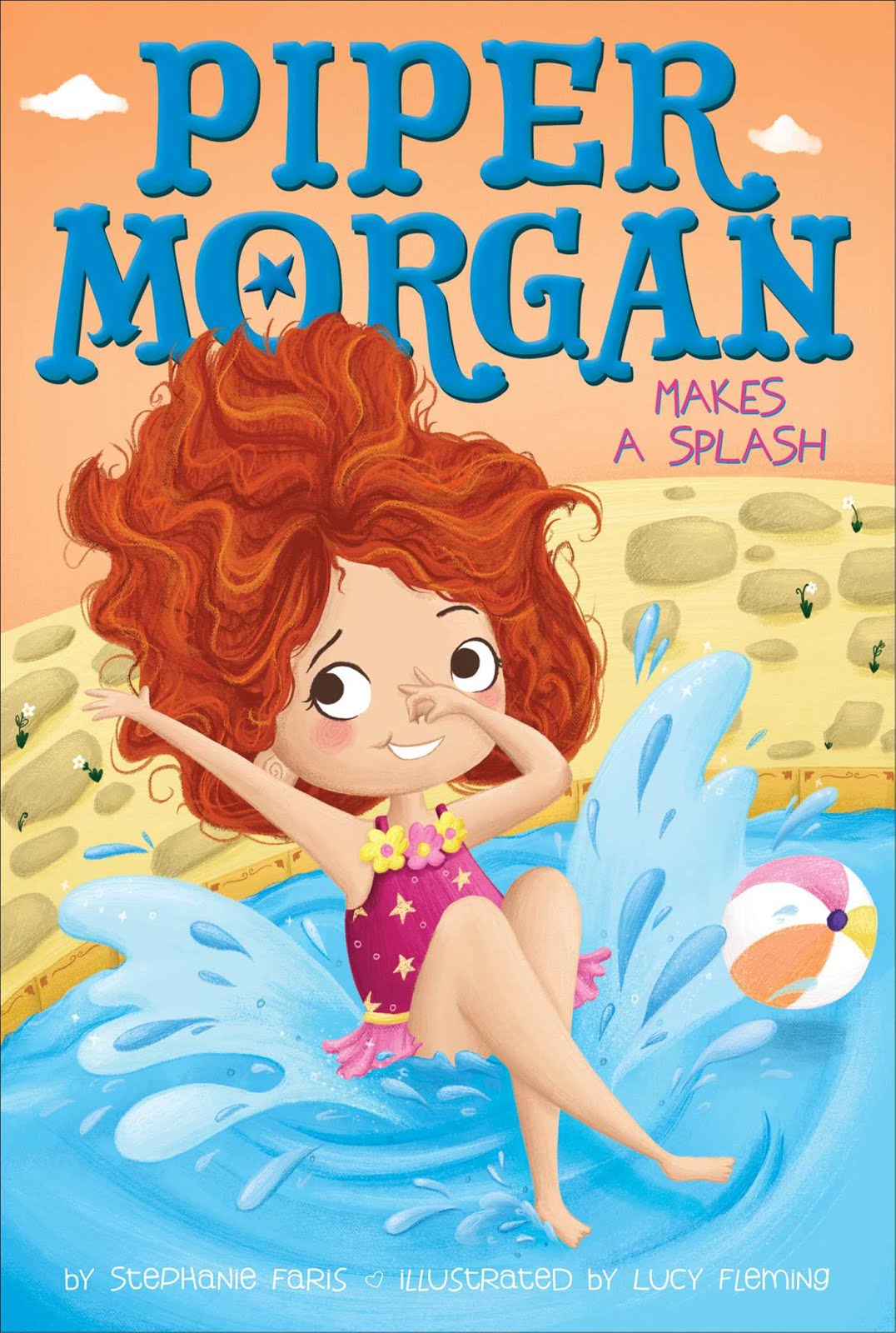 Piper Morgan Makes a Splash (Book 4 of 5)
