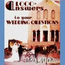 1,000+ Answers to Your Wedding Questions!
