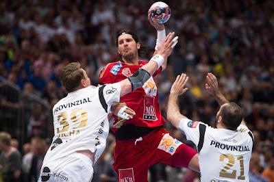 Férfi kézilabda BL - Döntős a Veszprém, kézilabda, kézilabda-BL, MKB-MVM Veszprém, sport,