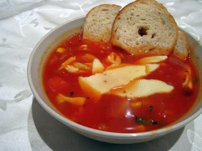 Zupa aztecka