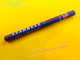 Starbuzz New Electronic Cigarette with Blue Mist Flavor