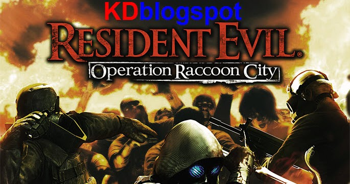 Restu Swagger: Resident Evil Operation Raccoon City [ Free ...