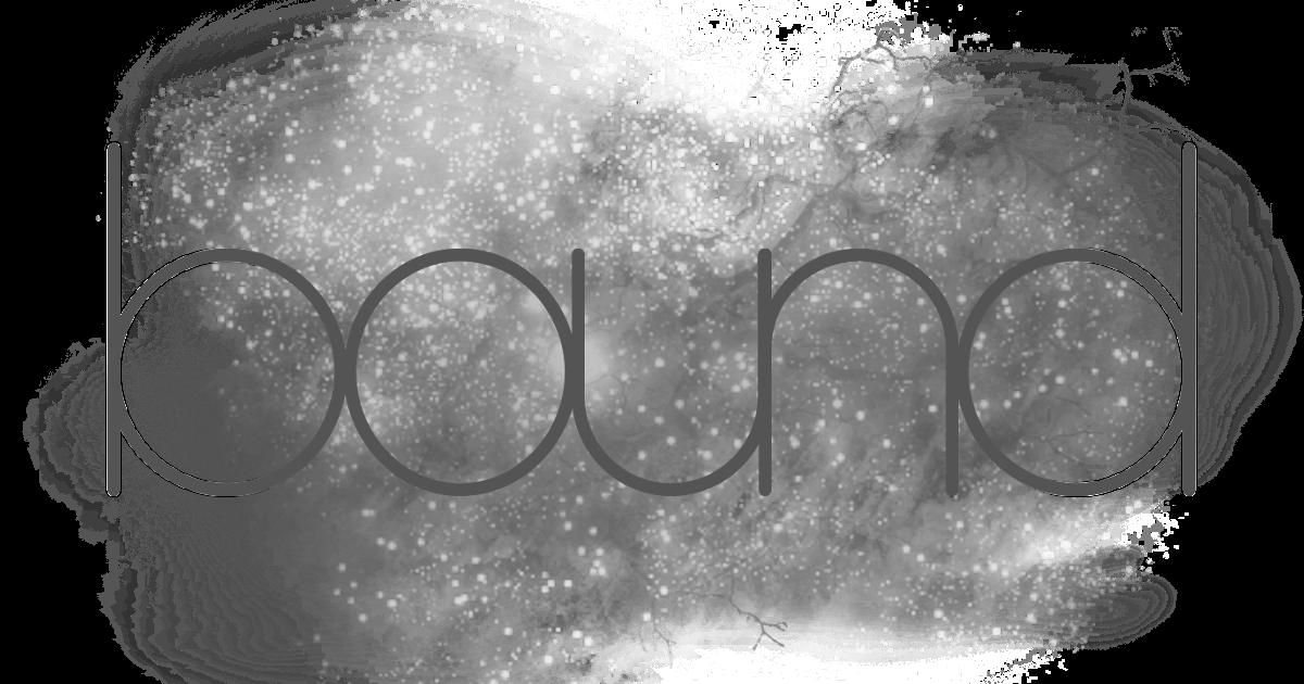Bound.