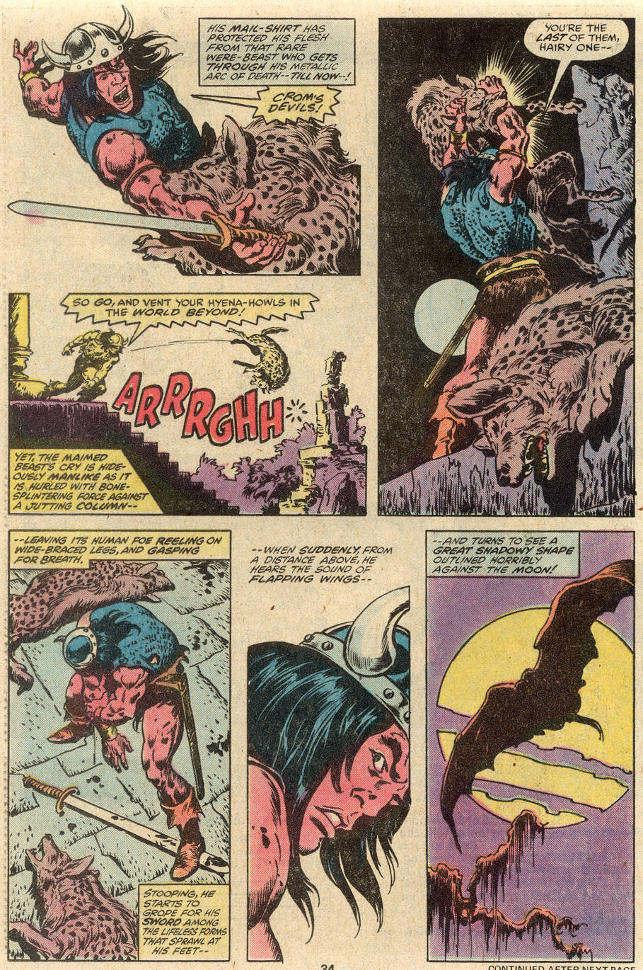 Conan the Barbarian (1970) Issue #100 #112 - English 26