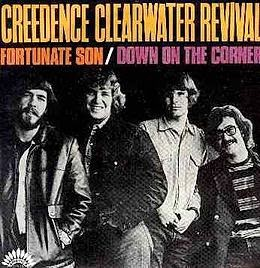 fortunate son analysis Ccr's fortunate son will be analysised in order better understand its ties to the anti war movement in the 1960's.