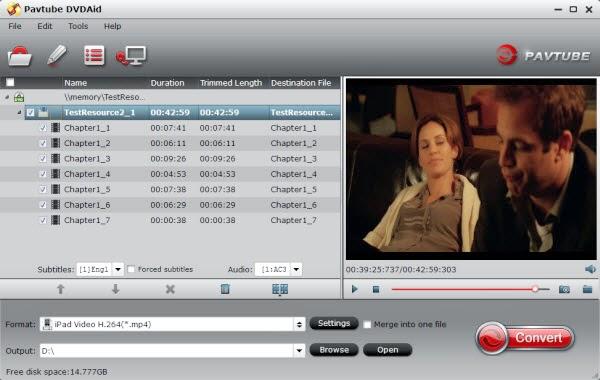 iPad DVD Ripper