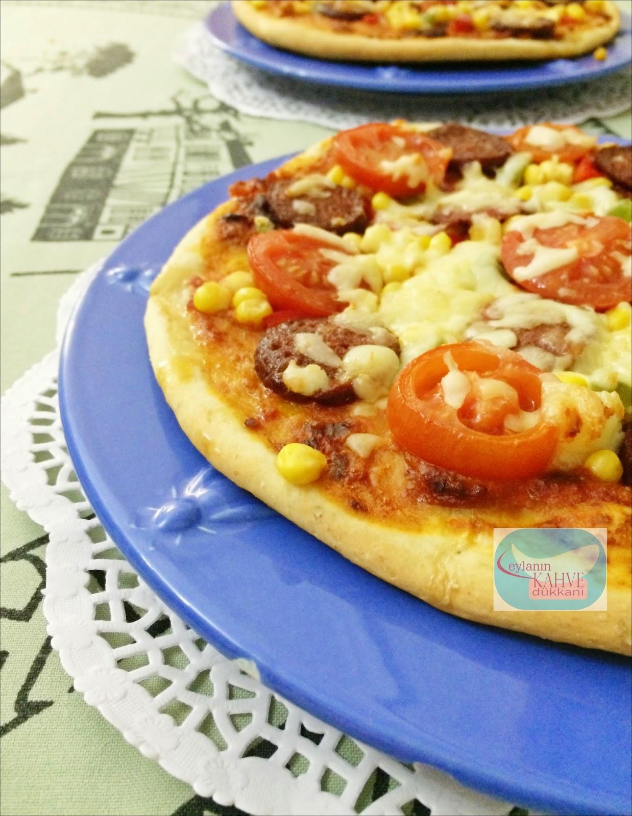 Pizza Çörekler