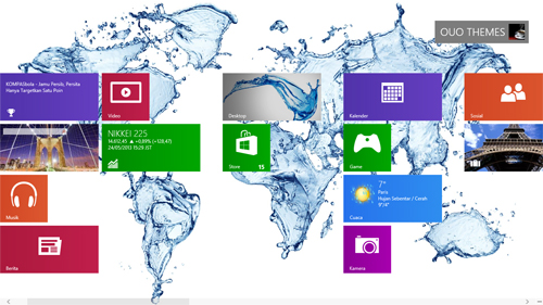 Water Theme For Windows 7 And 8