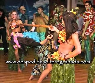 juegos fiesta hawaiana 1