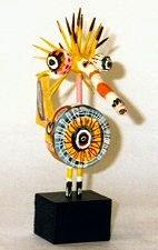 joel laurent sculpteur - outsider art brut magazine - gricha rosov 3