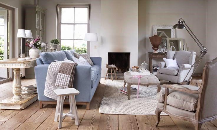 rustic living ~gj : een nieuwe woonkamer ! deel 3, Deco ideeën