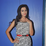 Ruby Parihar Photos in Short Dress at Premalo ABC Movie Audio Launch Function 9