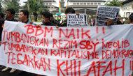 Ini Titik Demo Tolak Kenaikan Harga BBM di Jakarta