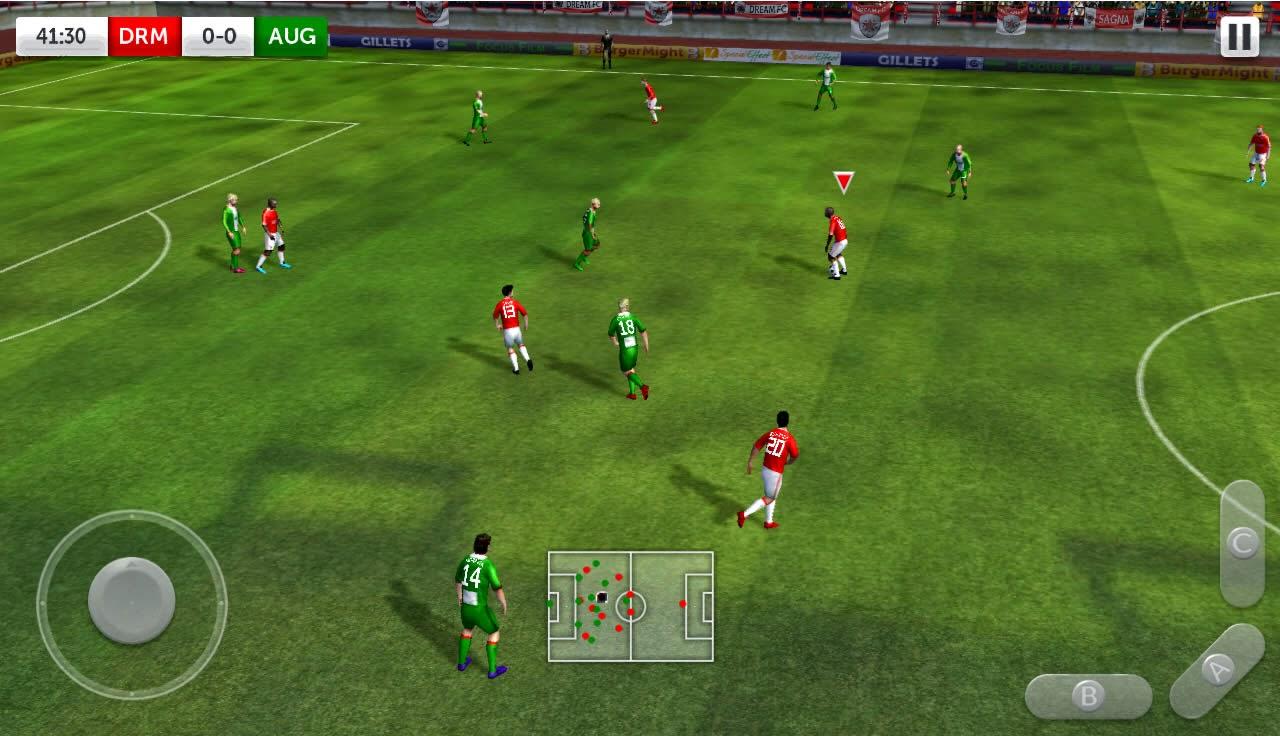 Download Dream League Soccer Hack Zip