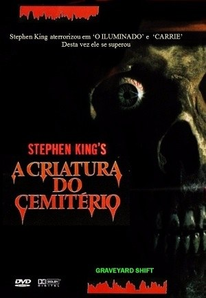 A Criatura do Cemitério Filmes Torrent Download capa