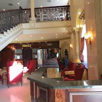 A gorgeous lobby