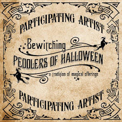 Participating Artist ~ Bewitching Peddlers of Halloween