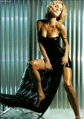 Tricia Helfer Hot