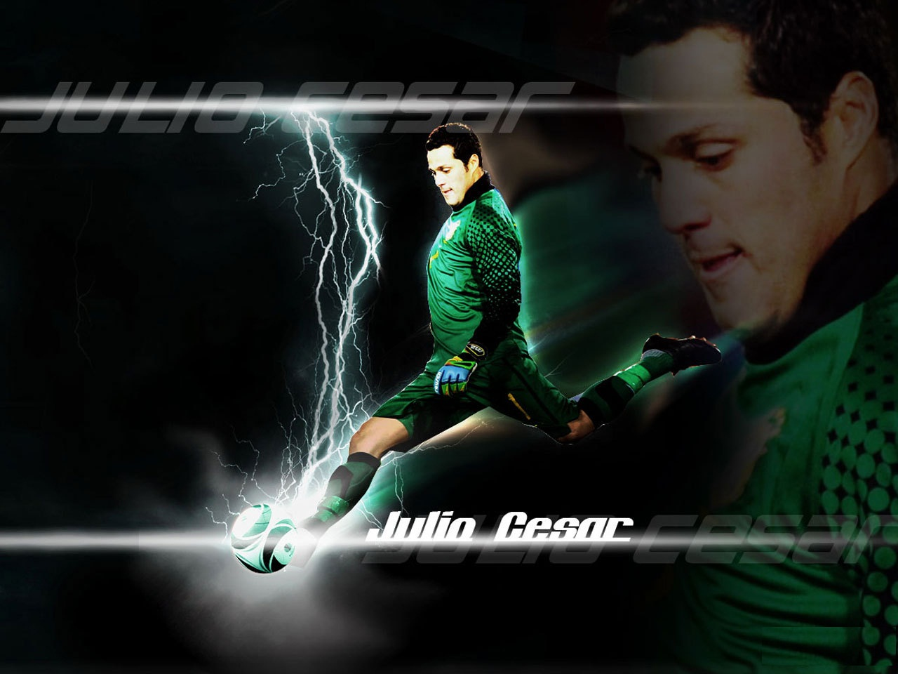 Julio Cesar hd Wallpapers 2012 | All About Sports Stars