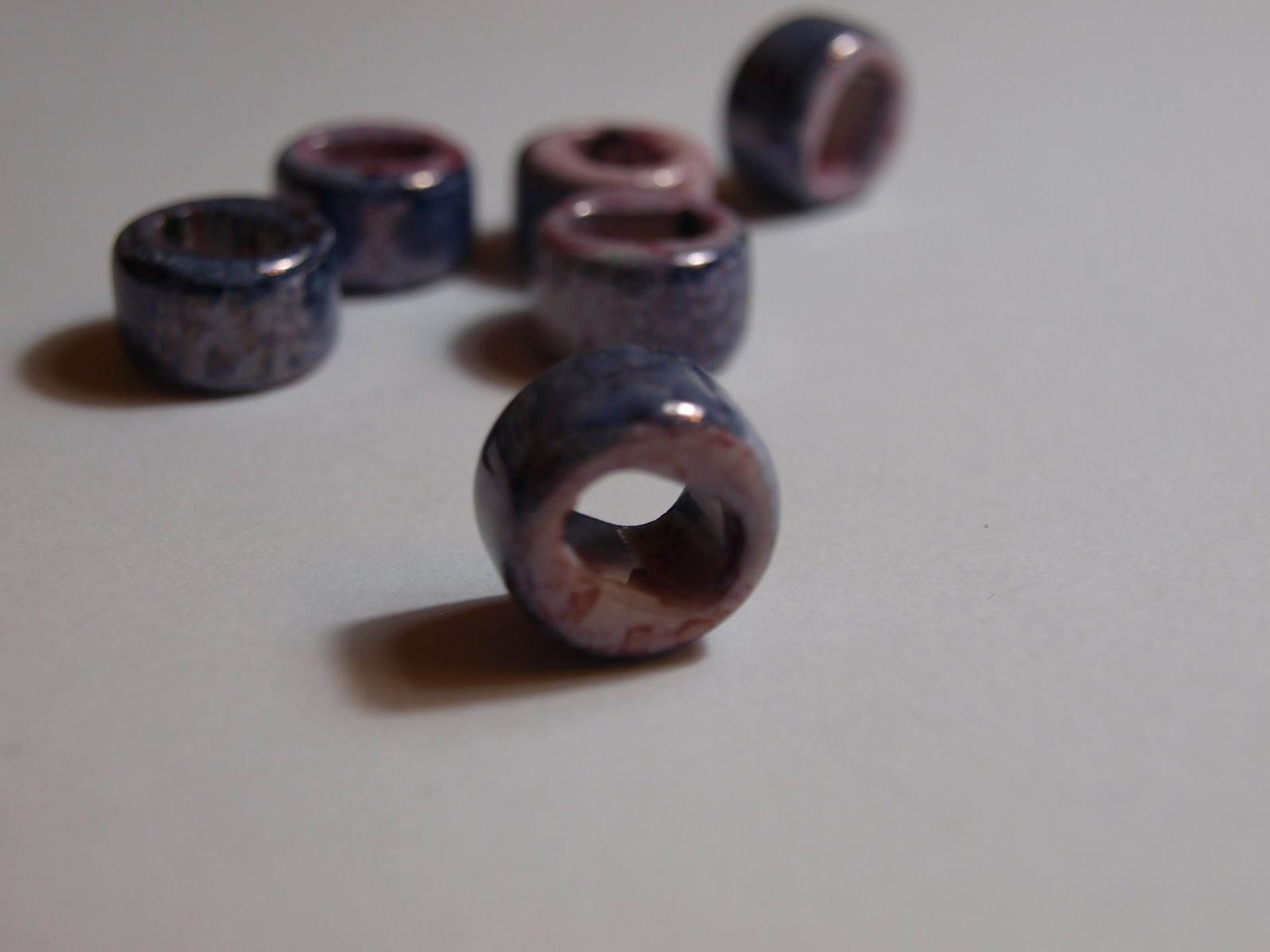 Arnavi artesan a piezas cer mica para cuero regaliz for Ceramicas para piezas