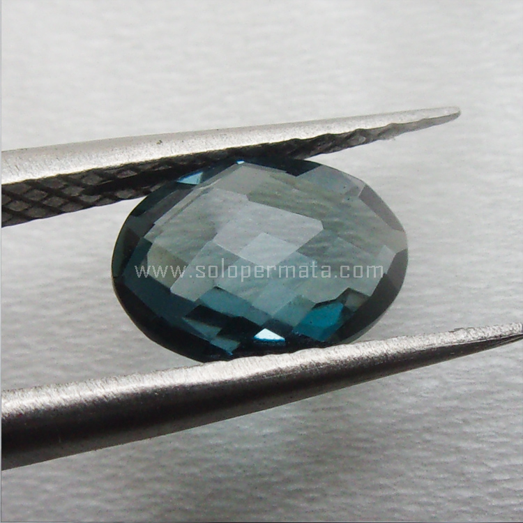 Batu Permata London Blue Topaz - SP980