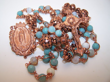No. 156.  Rosary Of Our Lady Of Guadolupe