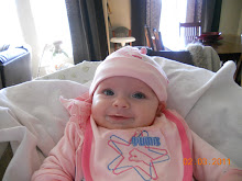 Audrey at 4 months