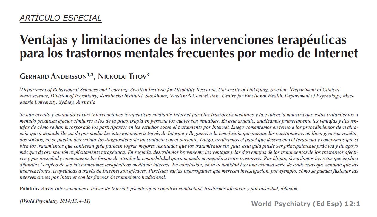 http://es.scribd.com/doc/227412772/Ventajas-y-Limitaciones-de-Terapia-Por-Internet