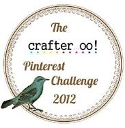 pinterest/crafteroo challenge