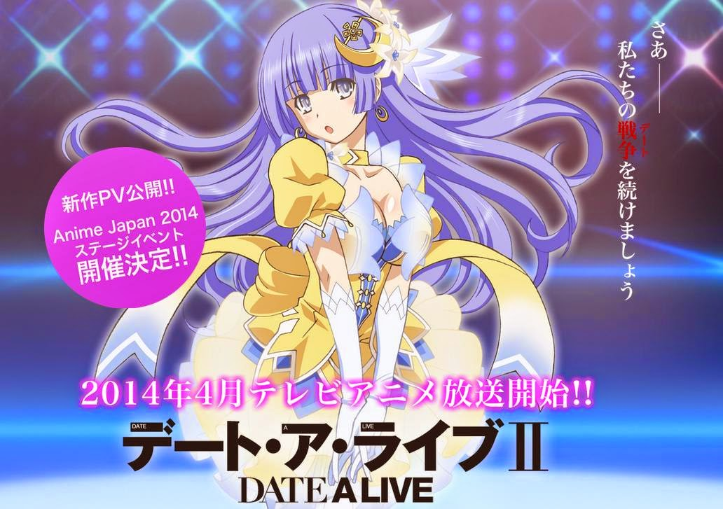 Date A Live - Season 2 (Episode 7 with Eng Sub)