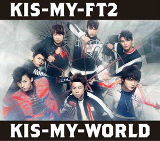 Kis-My-Ft2 - KIS-MY-WORLD